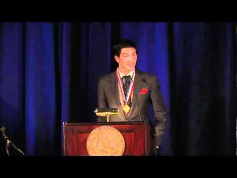2010 AAU Sullivan Award Winner