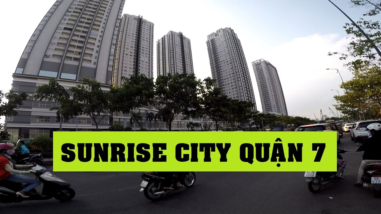 Chung cư Sunrise City Nguyễn Hữu Thọ, Tân Hưng, Quận 7 – Land Go Now ✔