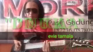 Download Cover plus lirik lagu Duka evie tamala by tion melody