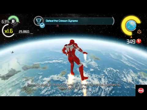 Baixar Iron man 3 The official game Android