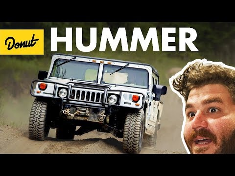 Hummer - Everything You Need to Know | Up to Speed