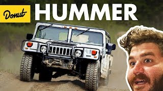 Hummer - Everything You Need to Know | Up to Speed | Donut Media