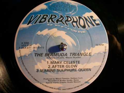 The Bermuda Triangle Mary Celeste
