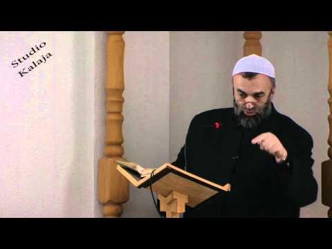 Ruajuni prej gjynaheve - Mazllam Mazllami