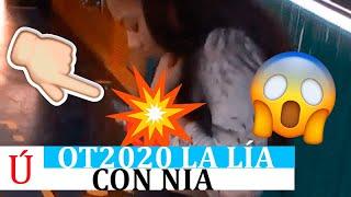 ¡La sacan d*snud*!   La imperdonable cagada de OT 2020 con Nia