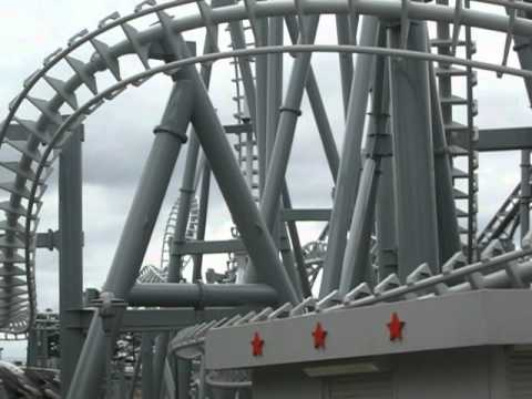 Video Roller Coaster Accident