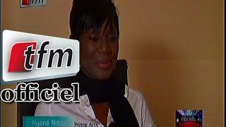 Tek Xel avec Ngoné Ndour, prince arts