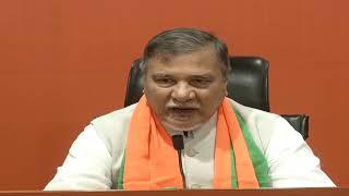 Senior Congress leader, Shri Bhubaneswar Kalita joins BJP in the presence of Shri Piyush Goyal