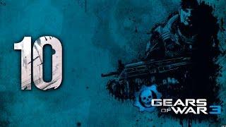 """Gears Of War 3   En Español   Capitulo 10 """"Cierren escotillas"""""""
