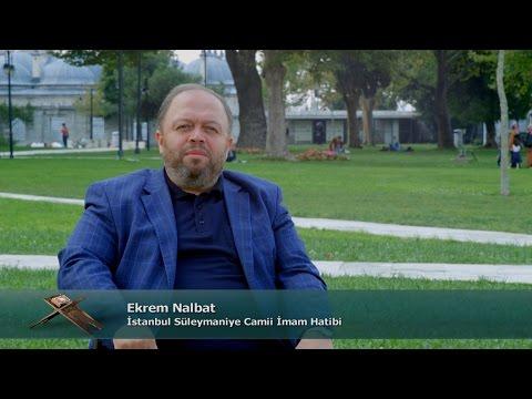 TRT DİYANET İmam ve Kıraat / 4. Bölüm - Ekrem Nalbant / İstanbul Süleymaniye Camii İmam Hatibi