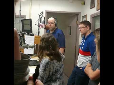 Robin Hood Take 2 radio show inyerviee