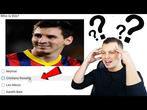 American Takes Football/Soccer Quiz - 동영상