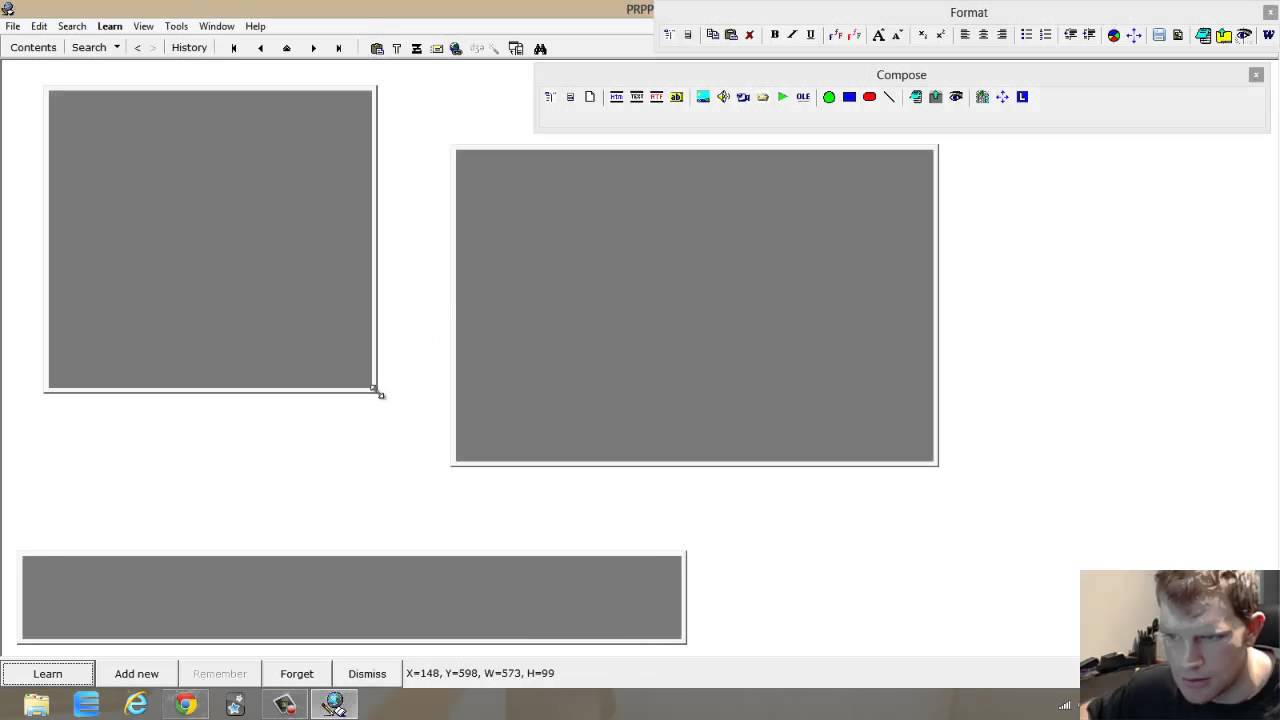 Create Simple Template with Question Answer and Image Components in ...