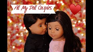 All My Doll Couples ♥️