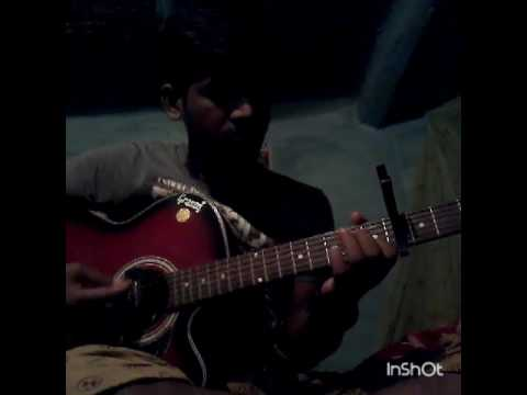 New santali song with guitar ...
