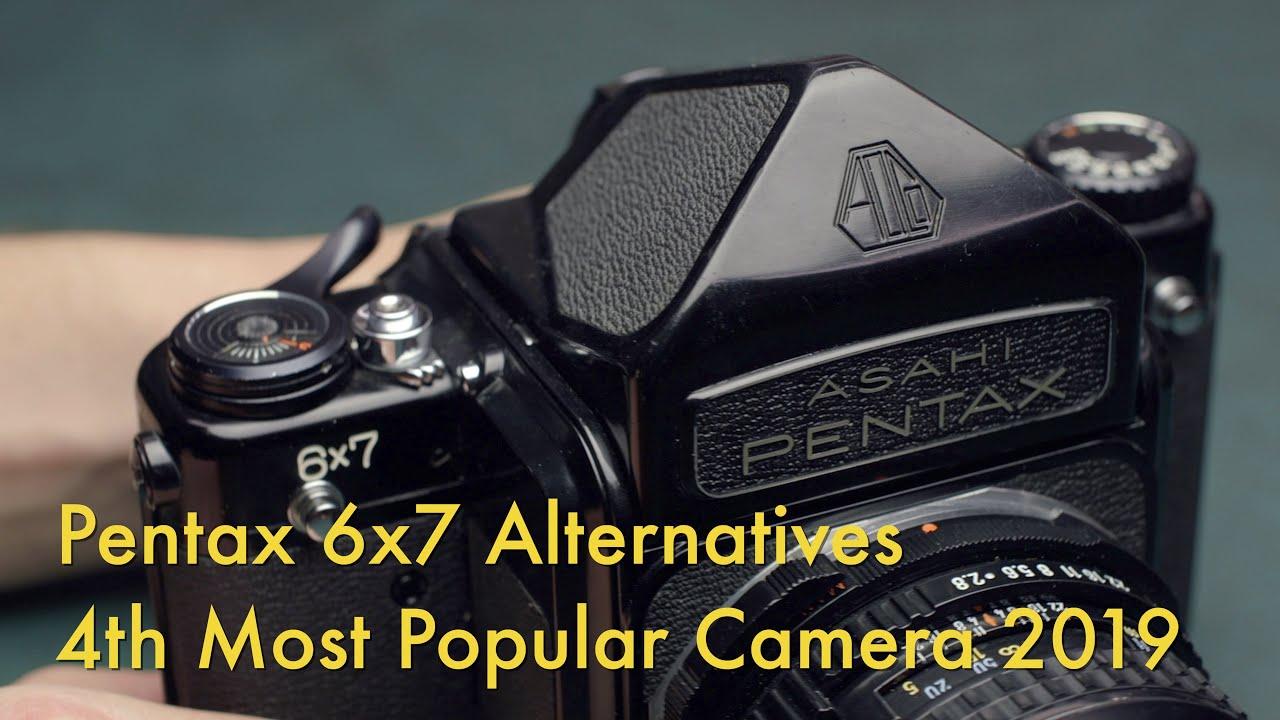 Download Pentax 6x7 Alternatives - 4th most popular film camera of 2019