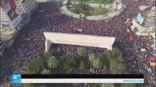 ماذا يقول العراقيون عن مظاهرات أنصار الصدر؟