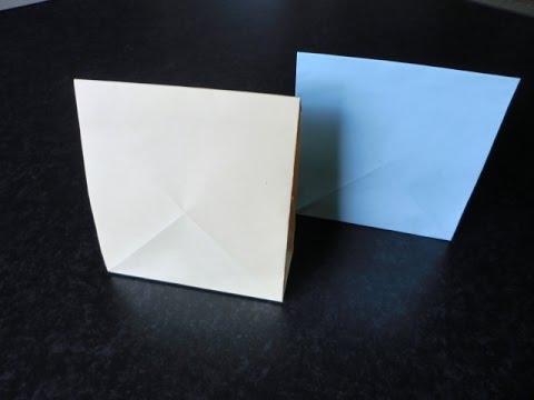 ハート 折り紙 袋 折り紙 : youtube.com