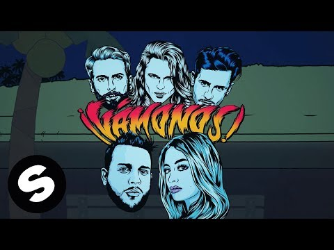 Kris Kross Amsterdam x Ally Brooke x Messiah - Vámonos  Lyric