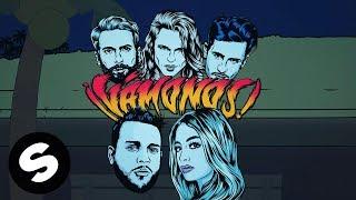 Kris Kross Amsterdam x Ally Brooke x Messiah - Vámonos (Official Lyric Video)