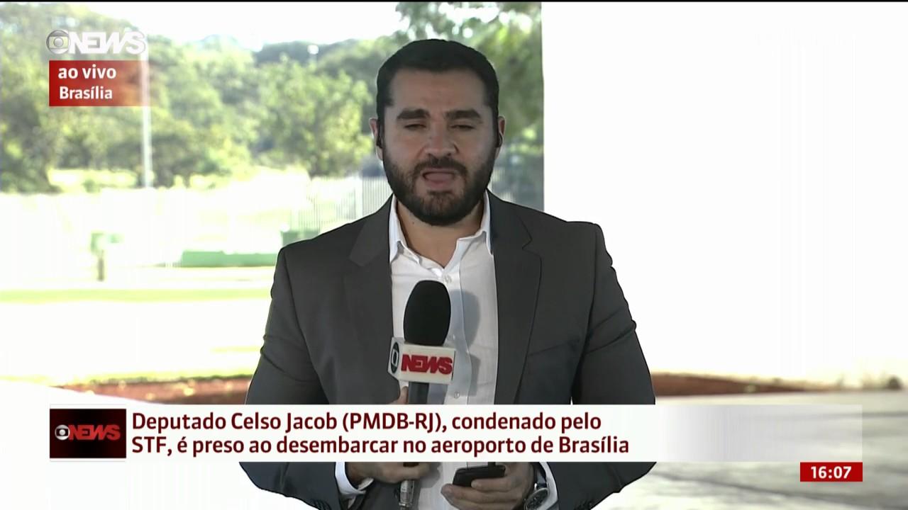 Resultado de imagem para DEPUTADO Celso Jacob PRESO