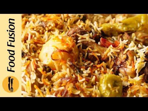 Sindhi Biryani Recipe By Food Fusion Youtube