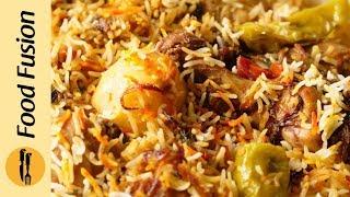 Sindhi Biryani Recipe By Food Fusion
