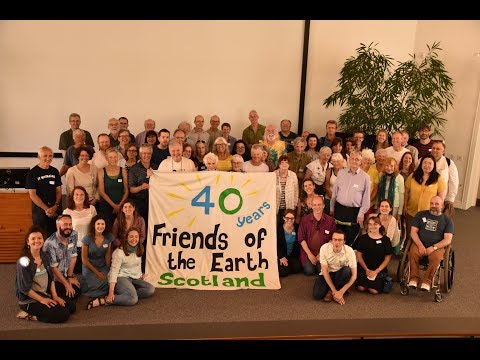 What is Friends of the Earth Scotland's biggest strength?