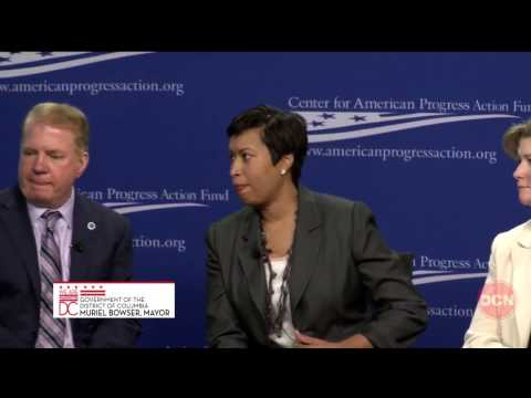 Mayor Bowser Participates in US Conference of Mayors' Panel Discussion, 1/17/17