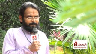 Srinivasan Tirumal talks to Satsangh about the power of Santana Gopala Puja
