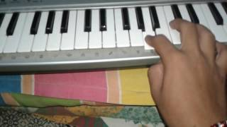 Mere college ki ek ladki on piano
