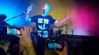 Смотреть видео Jackie-o - Атака титанов(Live) МОСКВА АФИША онлайн