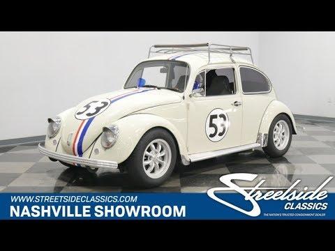 1970 Volkswagen Beetle Herbie for sale | 1624 NSH