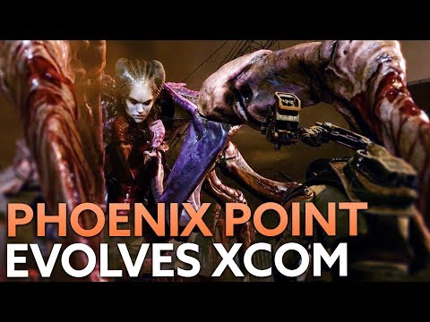 How Phoenix Point is mutating XCOM - Julian Gollop interview