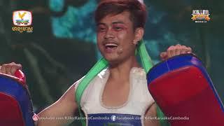 Killer Karaoke Cambodia Season 4 Week 12 | អៀង វុត្ថា - កំពូលអ្នកប្រយុទ្ធ