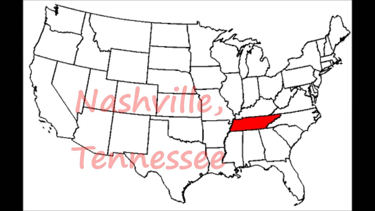 Middle States And Their Capitals YouTube - 50 states map capitals