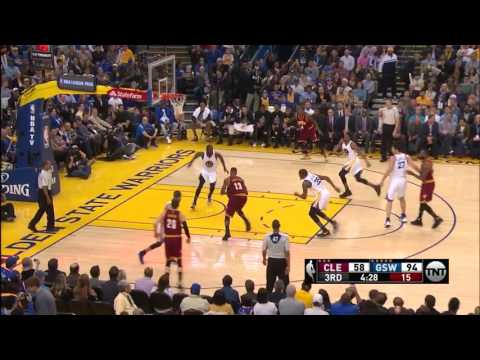 Draymond Green Defensive Highlights 2016-17