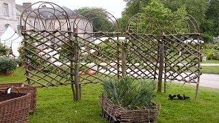 Шпалера для сада  своими руками(, 2014-06-10T13:01:56.000Z)