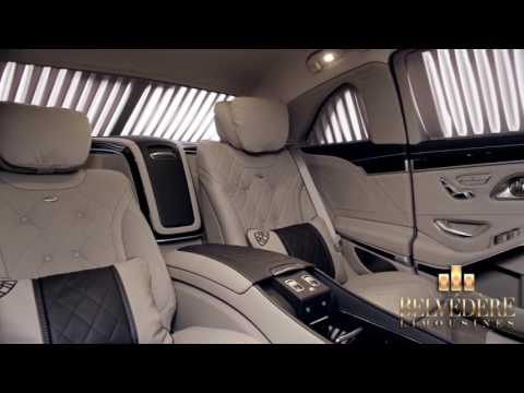 VIP Private & Business Chauffeur Services - Belvédère Limousines Brussels