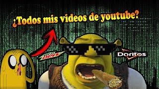 NO PUEDE SER!!! - ¿TODOS LOS VIDEOS????
