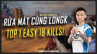 longk top 1 solo squad cng vi combo m416 mini14 longk daily stream 29