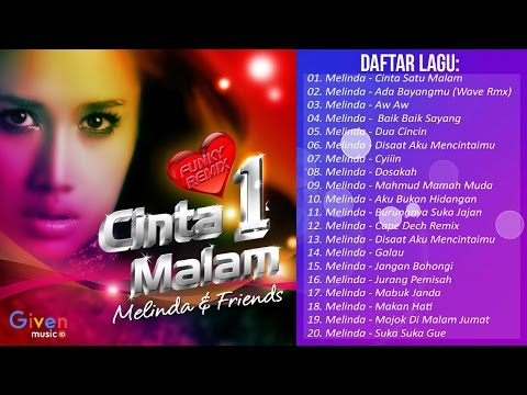 Lagu Dangdut Terpopuler - The Best Of Melinda