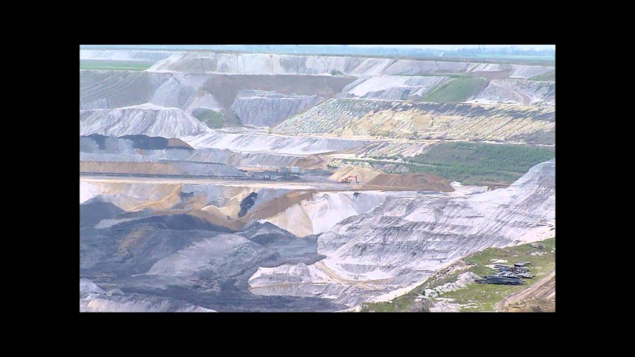 Tagebau Inden bei Jülich - YouTube