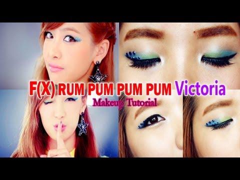 f(x) RUM PUM PUM PUM Victoria Inspired Makeup Tutorial ... F(x) Rum Pum Pum Pum Wallpaper