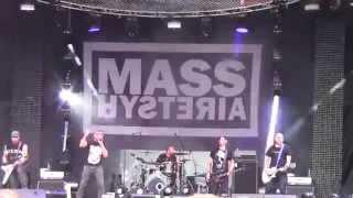 Mass Hysteria - Heavy Mtl 2014 - 3