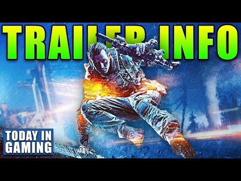 Leaker Details Battlefield 6 Trailer - Valve KNEW About Major Exploit for YEARS - Today in Gaming