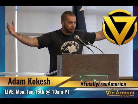 The Vin Armani  11518  Adam Kokesh
