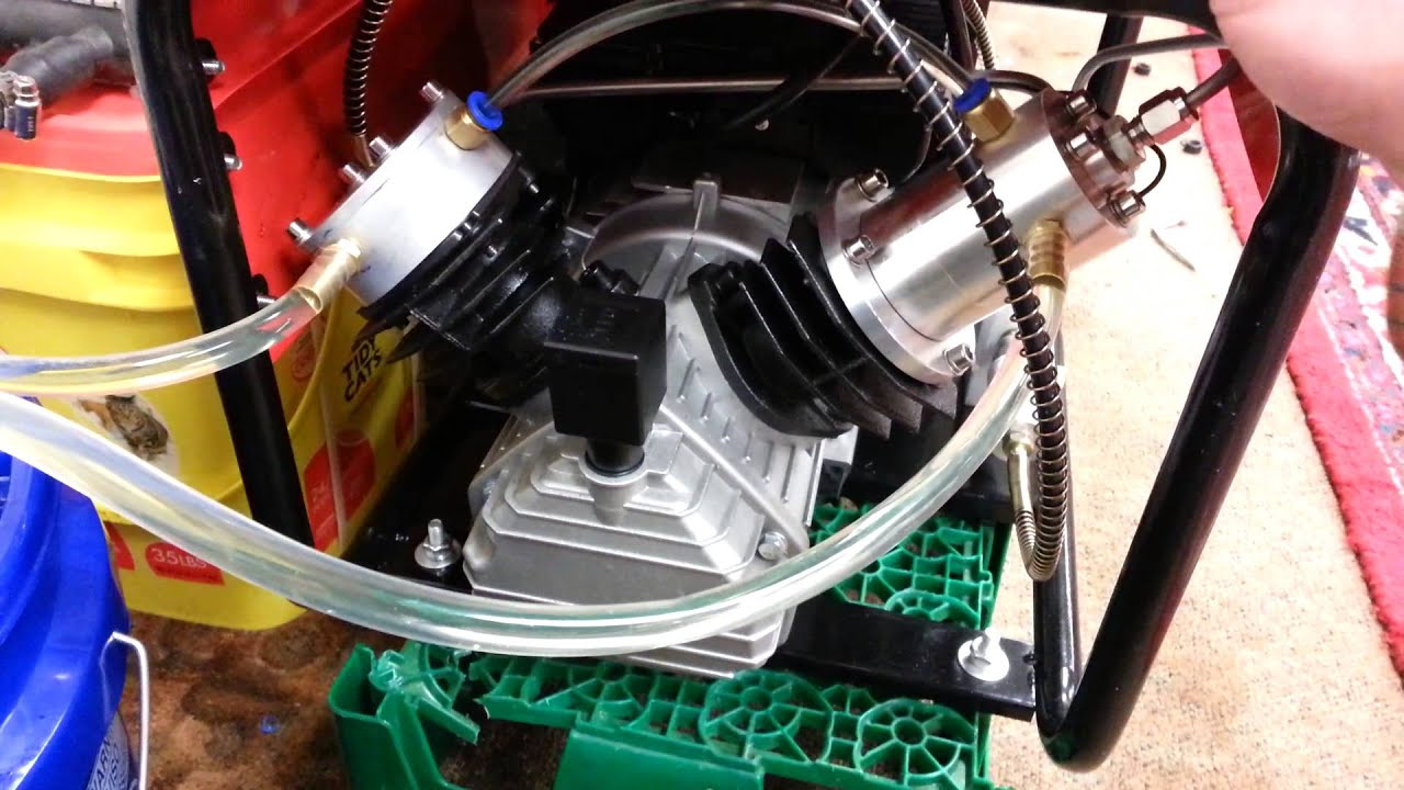 Homebrew Cooling System For Airmax Extreme Doovi