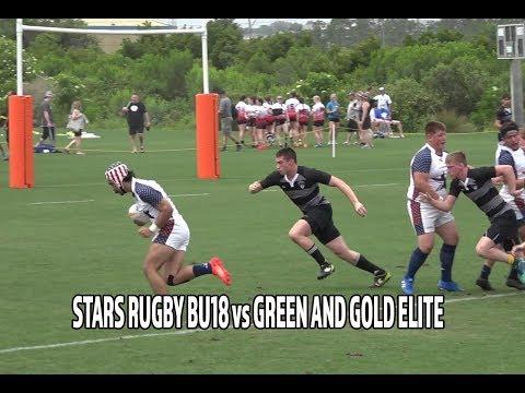 Tropical 7s 2019: Stars Rugby BU18 Vs Green & Gold Elite