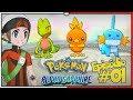 Pokémon Alpha Sapphire 1 O Início De Uma Grande Jornada mp3